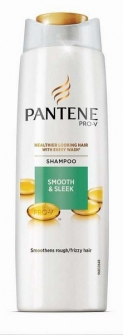 Pantene Pro-V Smooth&Sleek 400ml sampon