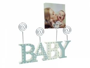 Fotoclip BABY blue