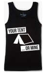 Your tent?